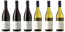 Longboard Pinot Noir and Chardonnay Flashback Pack